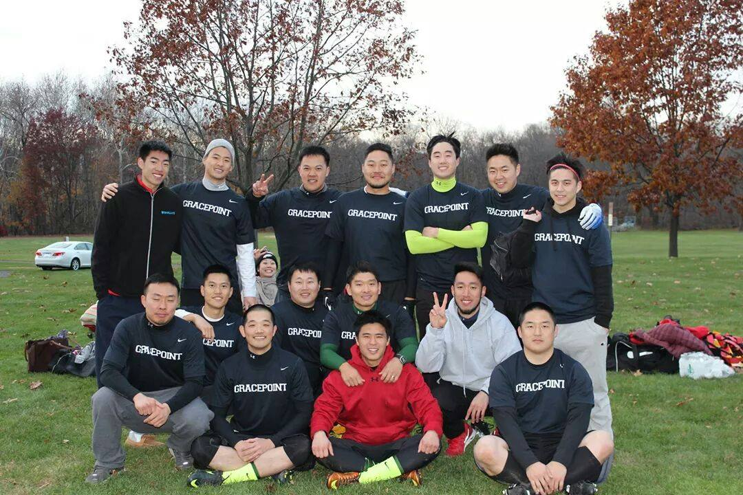 Sports Ministry – Men's Flag Football 2014